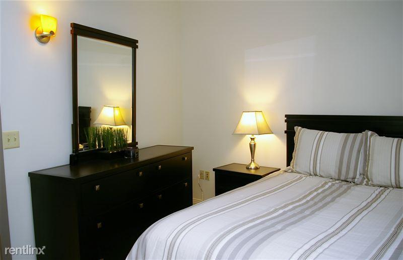 BT bed and dresser