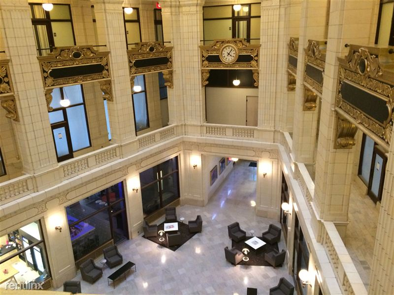 Lobby from 3rd floor atrium