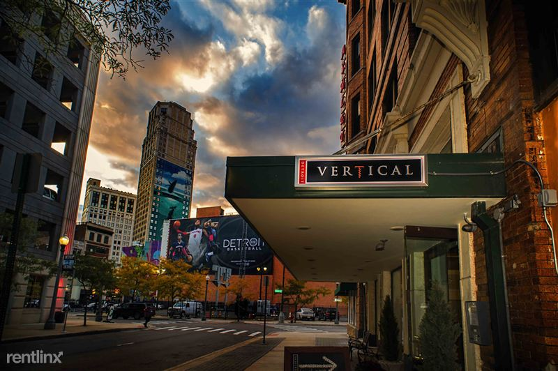 Downtown Detroit Furnished @ The Ashley - 33 - Verical - Exterior1