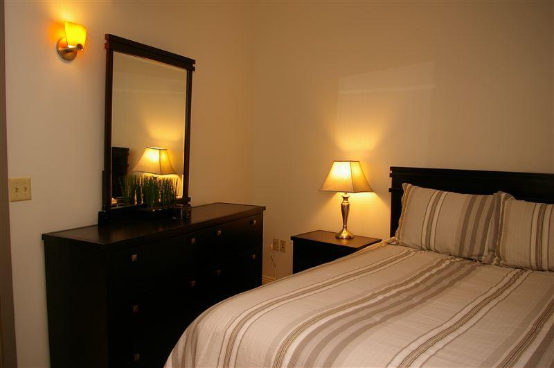 BT bed and dresser - all suites