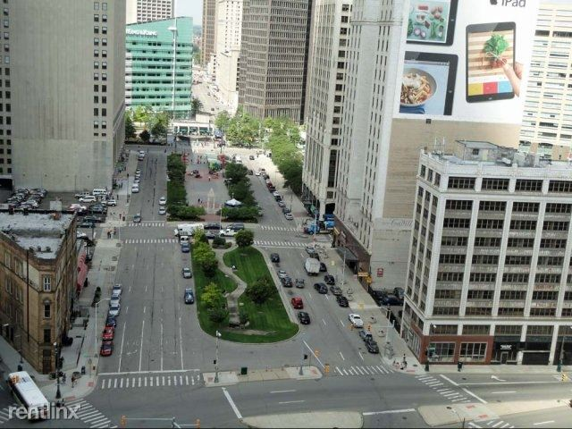 View of Campus Martius