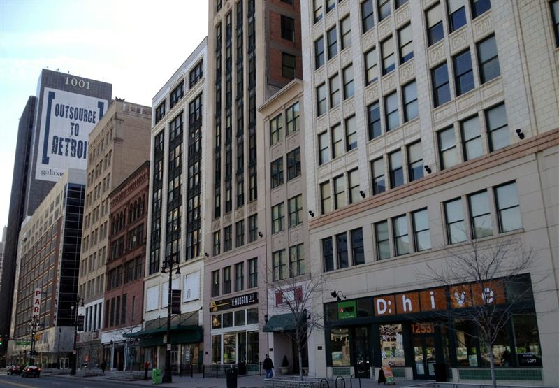 Lofts rest atop premier retail attractions