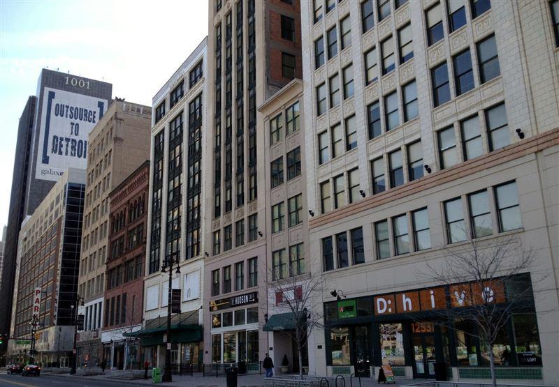 Lofts rest atop premier retail attractions