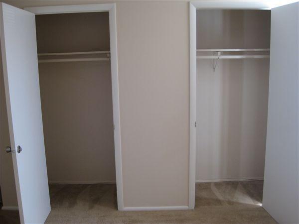 Double Closets
