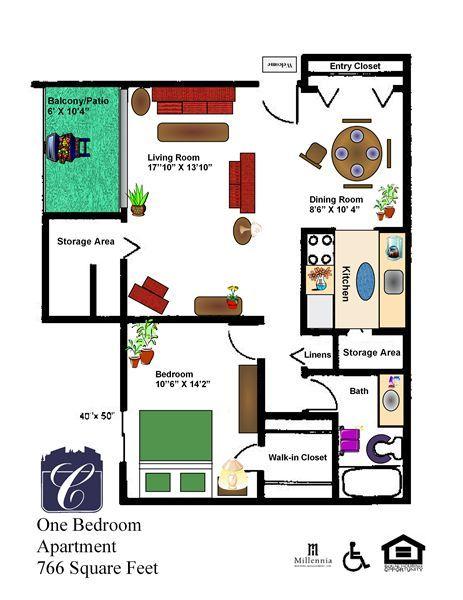 Canterbury Apartments 1517 Canterbury Trl Mount Pleasant MI