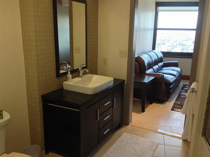 Bathroom - Vanity - sofa - window