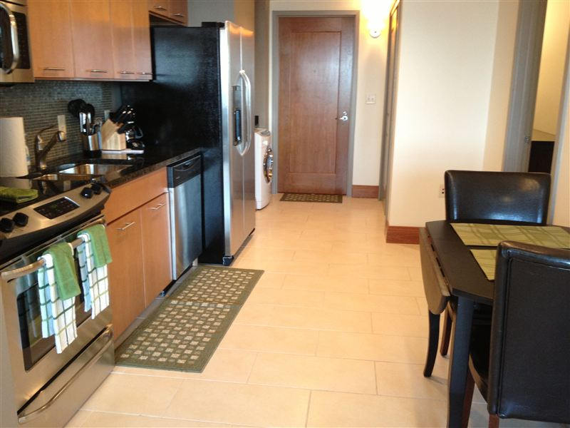 Kitchen - Foyer - Table