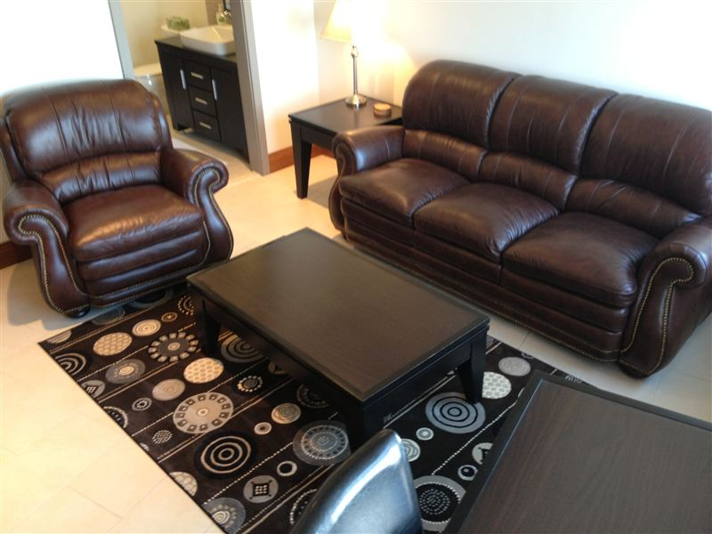 Livingroom - sofa - vanity - chair - from desk