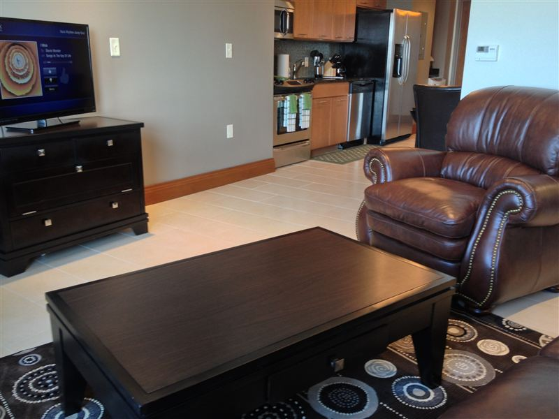 Low Profile to TV - Chair - Kitchen