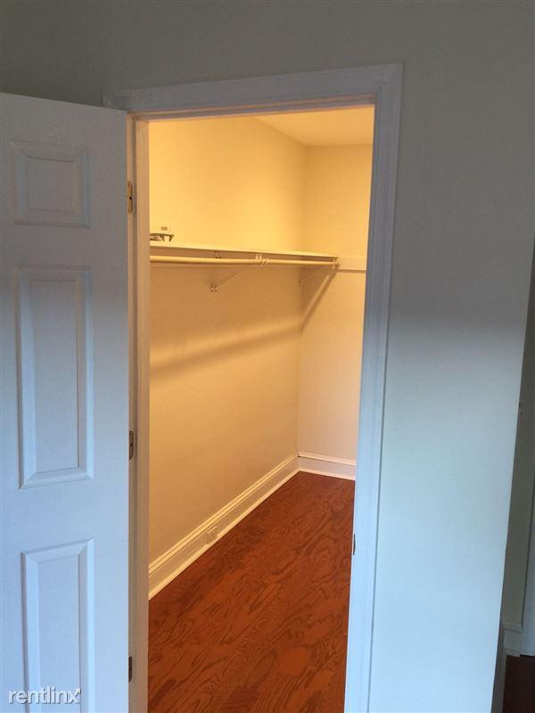Huge closet