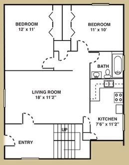 Metropolitan 13 Apartments - 2 - Metropolitan 13 Two Bedroom