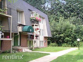 Flex-Lease/Furnished @ Auburn Hills Apts - 23 - building - trees