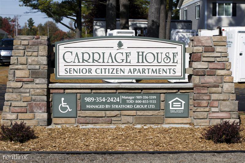 Carriage House Senior Citizen Apartments 451 Pinecrest St