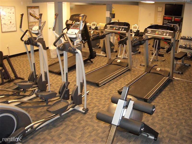 Flex-Lease/Furnished @ Auburn Hills Apts - 25 - Fitness Room