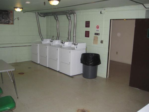Garden Court Apartments and Townhomes - 9 - Laundry area