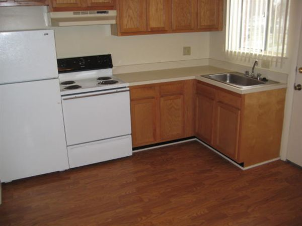 Garden Court Apartments and Townhomes - 1 - Updated kitchen