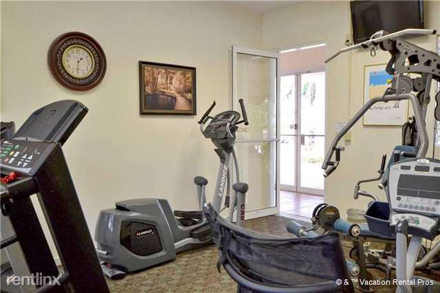 Come workout in our fitness center!