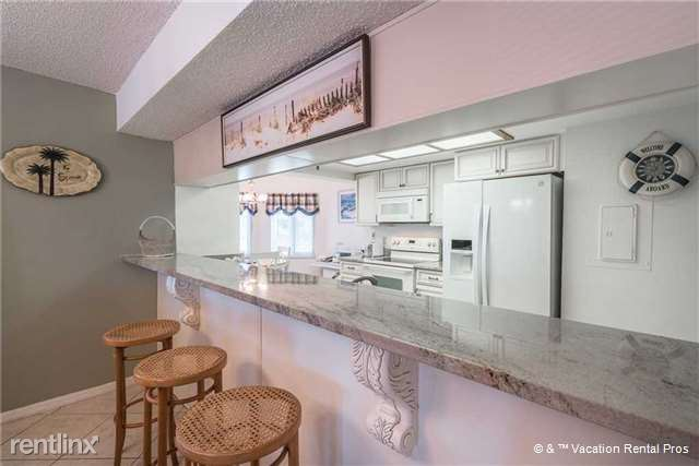 You'll love our kitchen's breakfast bar!