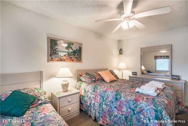 You will love the options with a double and twin bed