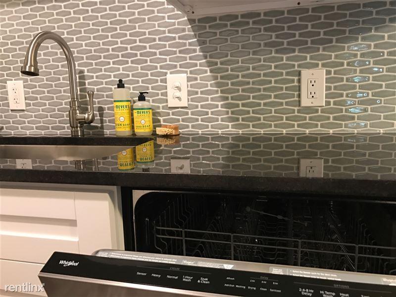New dishwasher added