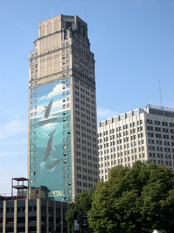 BroderickTower The Whale Building