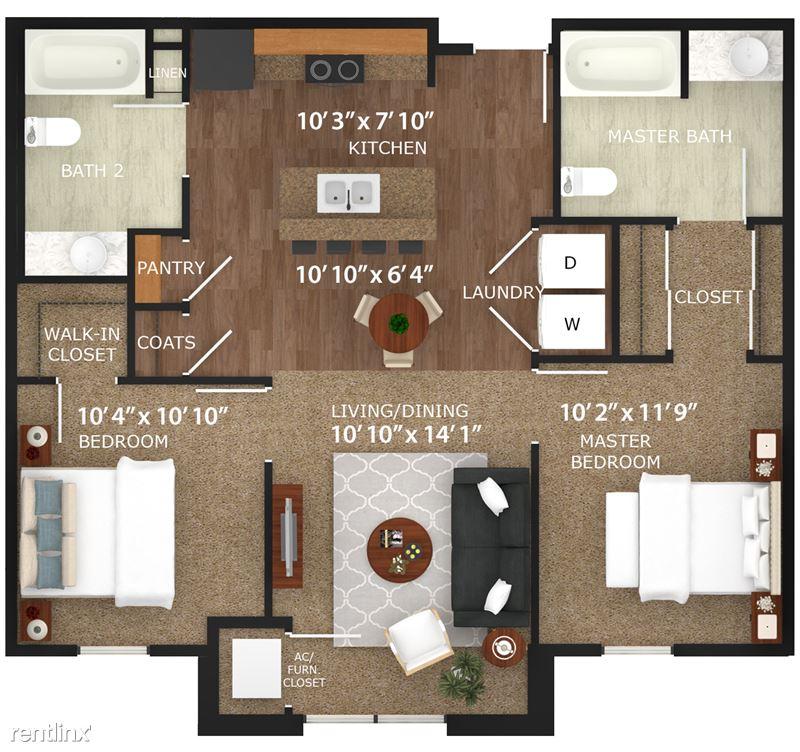 Market Street Apartments: Market Street Lofts (200 W 5th St), East Liverpool, OH