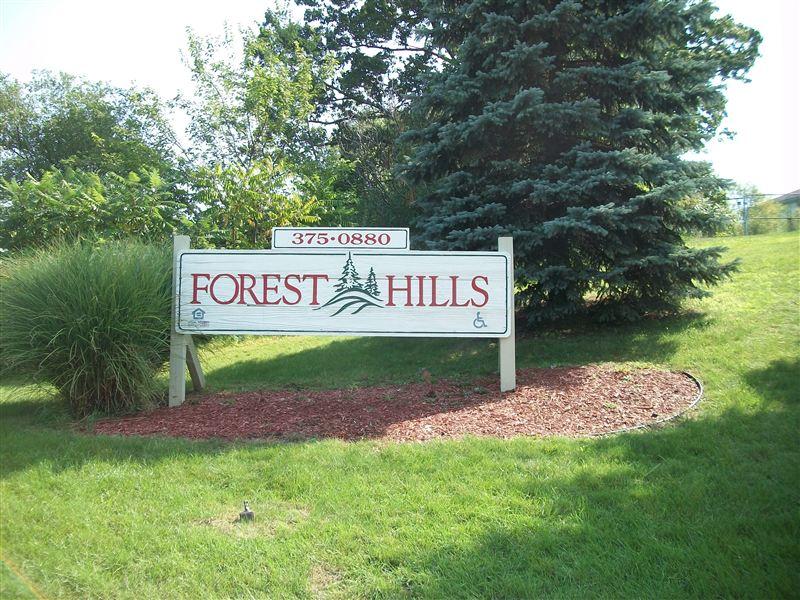 Forest Hills - 2 - Forest Hills Sign