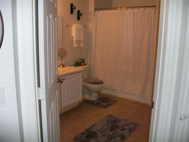 Home - Bathroom Furnished