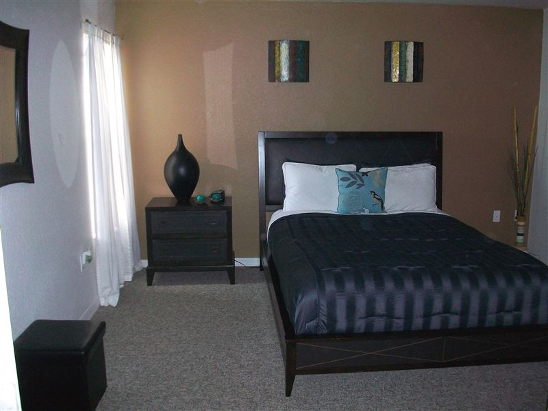 Home - Bedroom Furnished