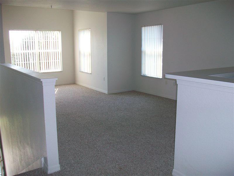 Unit - Living Room & Solarium