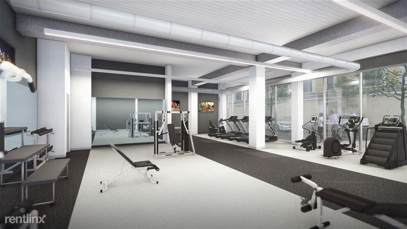3D-Milqaukee Armitage Rendering-Interior-Fitness-B