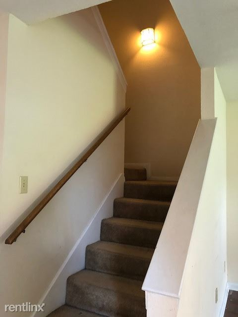 Upstairs into 2nd floor