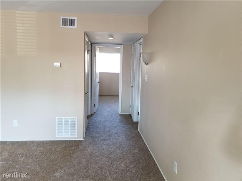 2 bedroom hallway