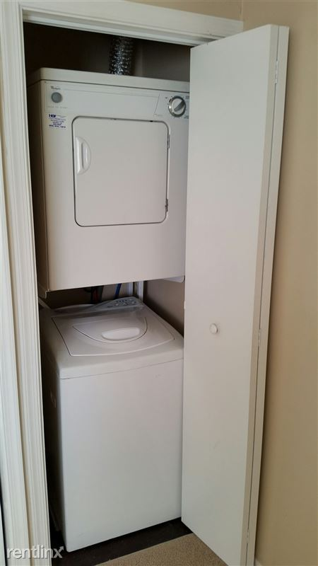 2 bedroom washer and dryer