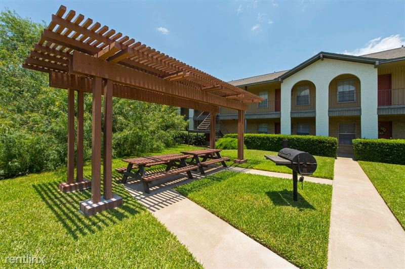 Peppertree Apartments - 5 - BBQ area