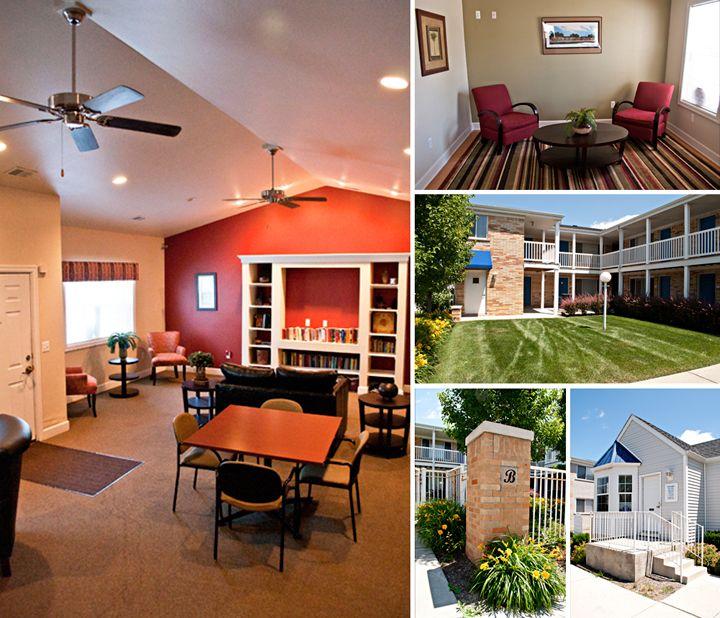 Apartments In Belleville Mi: Bellemere Senior Apartments (14850 Greenfield Rd), Detroit