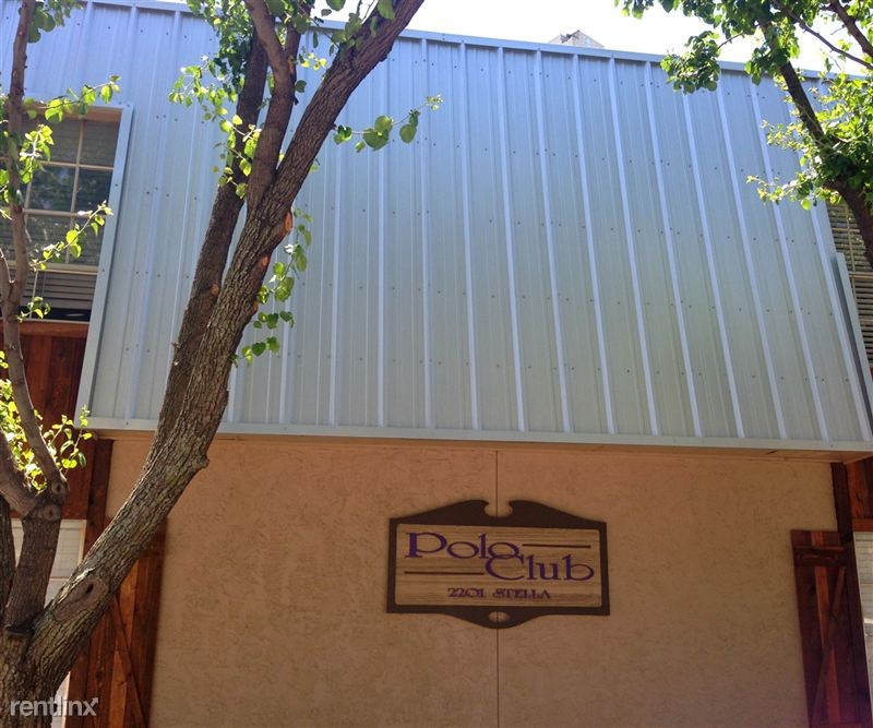 Polo Club (2201 Stella St), Denton, TX
