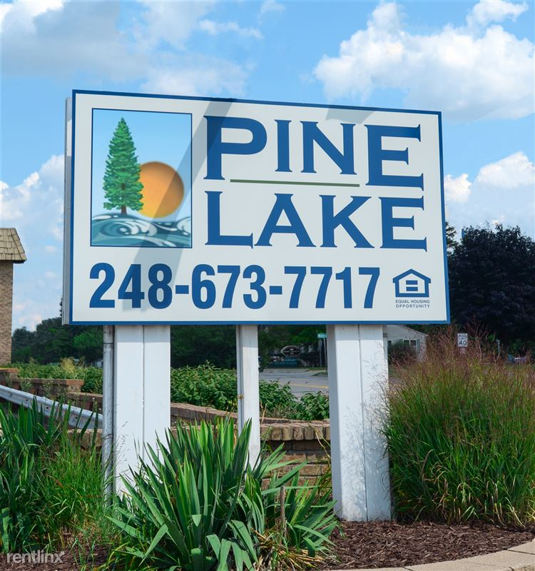 Apartments In Waterford Mi: Pine Lake Apartments (3620 Windmill Dr Apt 116), Waterford