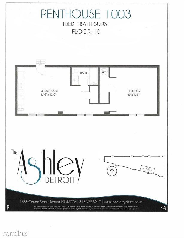 1003 Floor Plan