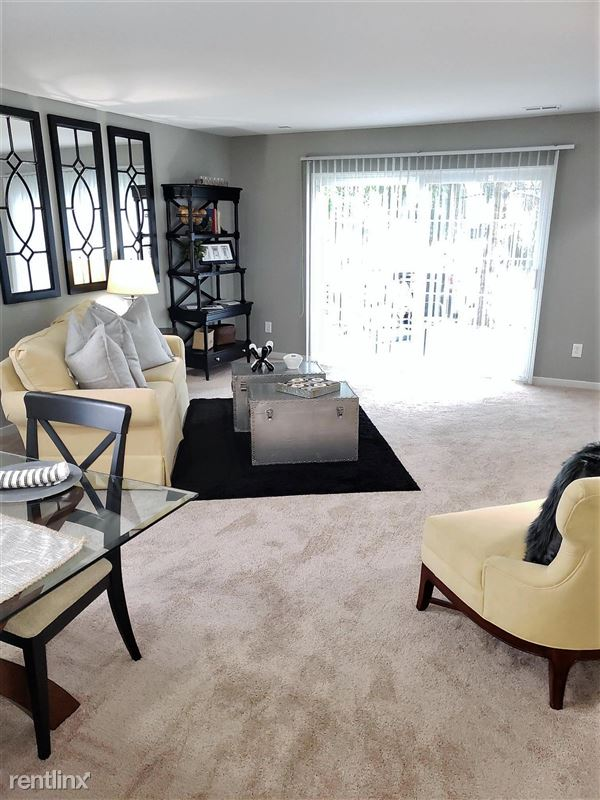 Westbury Village Townhouses - 5 - Open Living and Dining Concept