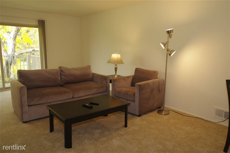2374 Coolidge Living Room