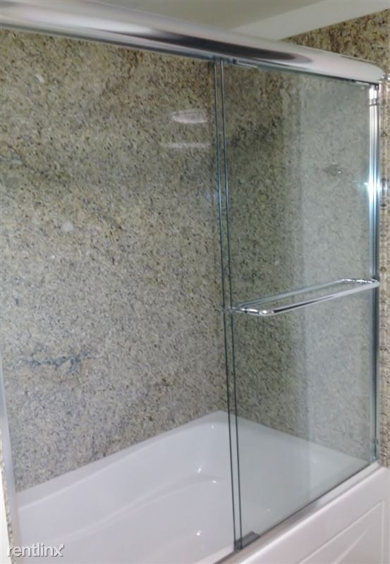 Granite - Glass shower-tub (Large)