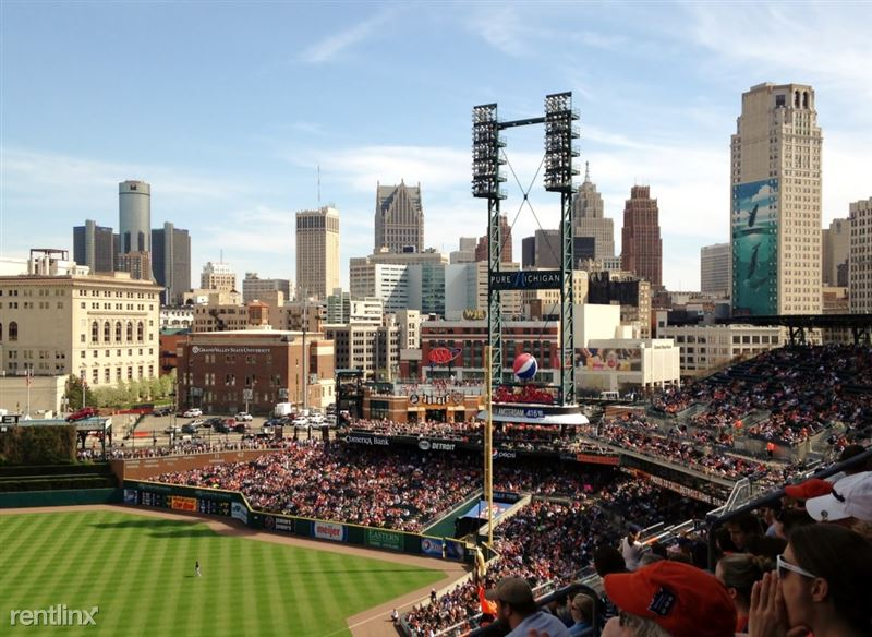 View From Comerica Park (Medium)