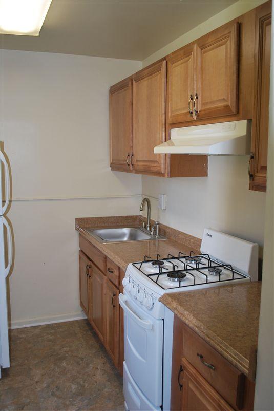 New Center Plaza - 6 - Renovated Kitchen