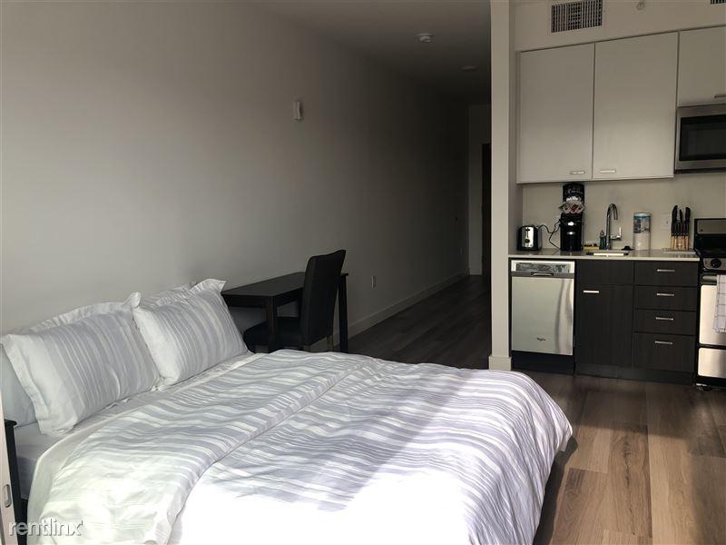 Furnished Suites - Corktown @ The Corner Detroit - 2 - Living 3