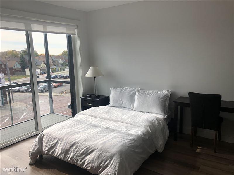 Furnished Suites - Corktown @ The Corner Detroit - 3 - Living 2