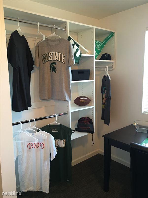 The Gates - 5 - Built-in closet organizer!