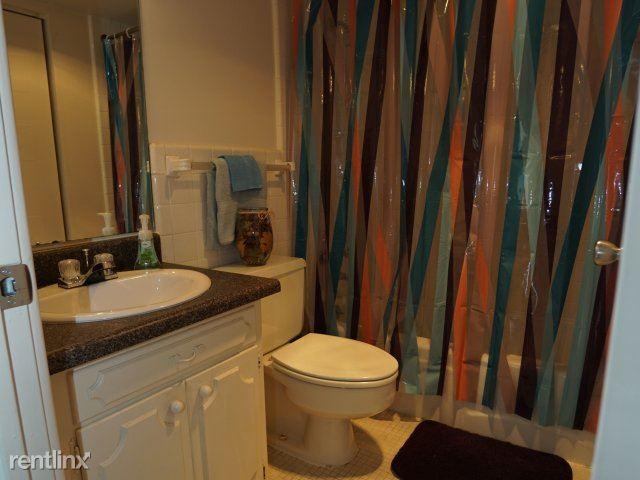 The Tower - 3 - Standard bathroom!