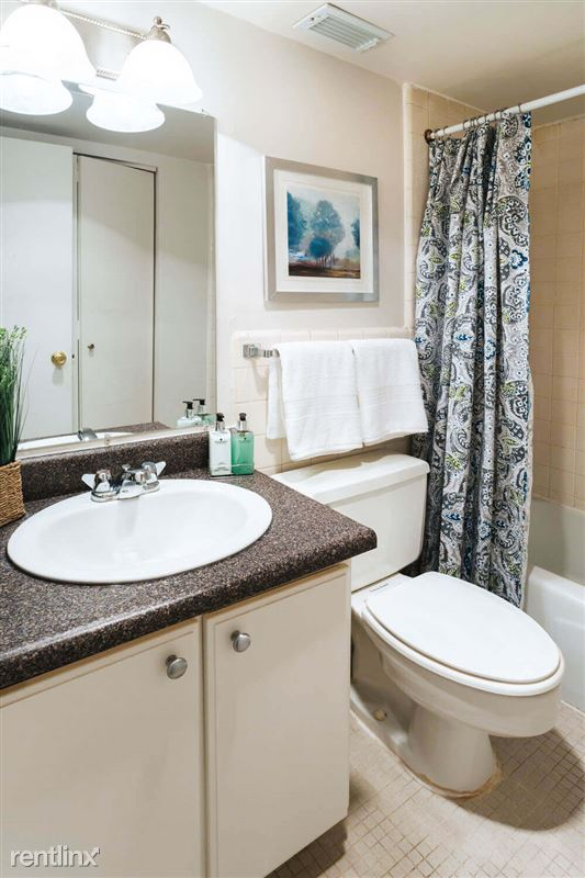 The Tower - 4 - Bathroom w/ linen closet!