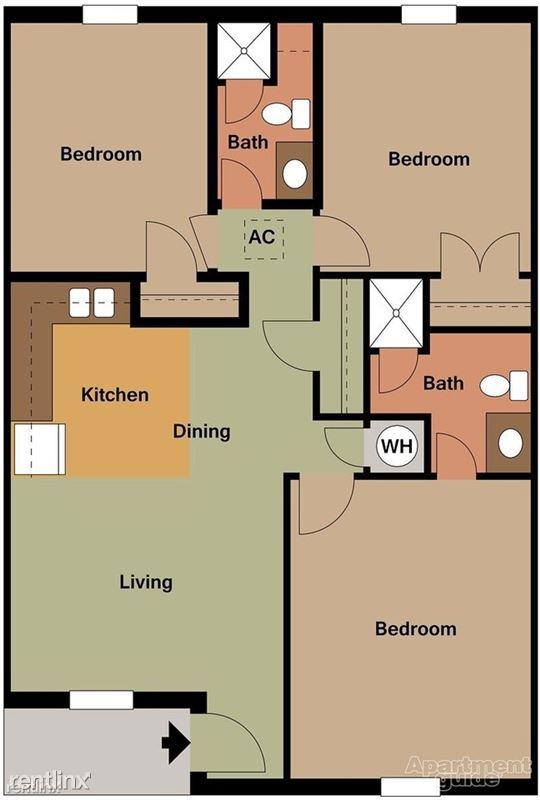 Calli Village Apartments - 1 - 3 bedroom